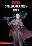 Dungeons and Dragons - Spellbook Cards - Bard-gaming-The Games Shop