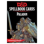 Dungeons and Dragons - Spellbook Cards - Paladin-gaming-The Games Shop