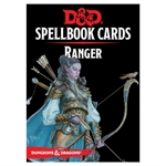 Dungeons and Dragons - Spellbook Cards - Ranger-gaming-The Games Shop