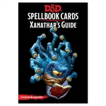 Dungeons and Dragons - Spellbook Cards - Xanathar's Guide -gaming-The Games Shop