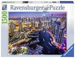 Ravensburger - 1500 piece - Dubai on the Persian Gulf-jigsaws-The Games Shop