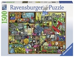 Ravensburger - 1500 piece - Cling, Clang, Clatter!-jigsaws-The Games Shop