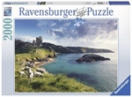 Ravensburger - 2000 piece - Fantasy Cove/ Slovenian Bled-2000+-The Games Shop