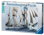 Ravensburger - 2000 piece - Statsraad Lehmkuhl-2000+-The Games Shop