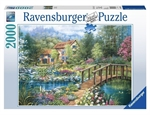Ravensburger - 2000 piece - Shades of Summer-2000+-The Games Shop