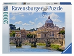 Ravensburger - 2000 piece - Cathedral Bridge-jigsaws-The Games Shop