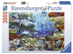 Ravensburger - 3000 piece - Oceanic Wonders-2000+-The Games Shop