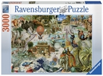 Ravensburger - 3000 piece - Oceania-2000+-The Games Shop
