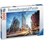Ravensburger - 3000 piece - Flat Iron Building-2000+-The Games Shop