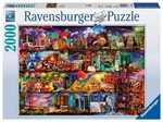 Ravensburger - 2000 piece - Stewart World of Books-2000+-The Games Shop