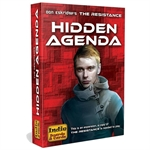 The Resistance - Hidden Agenda expansion-strategy-The Games Shop