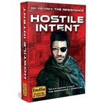 The Resistance - Hostile Intent expansion-strategy-The Games Shop