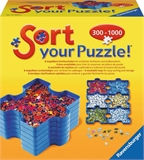 Sort Your Puzzle - Ravenburger-jigsaws-The Games Shop