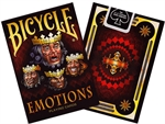 Bicycle - Emotions-playing cards-The Games Shop