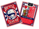 Bicycle - Escape Map-playing cards-The Games Shop