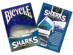 Bicycle - Poker Sharks-playing cards-The Games Shop