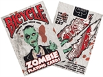 Bicycle - Poker Zombie-playing cards-The Games Shop