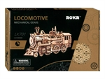 Mechanical Gears - Locomotive-construction-models-craft-The Games Shop