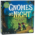 Gnomes at Night - co-operative game-family-The Games Shop