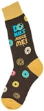 Socks - Mens - Donut Judge Me-young at heart-The Games Shop