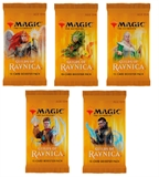 Magic the Gathering - Guilds of Ravnica - Booster-trading card games-The Games Shop