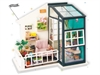 DIY Mini House - Balcony Daydream-construction-models-craft-The Games Shop
