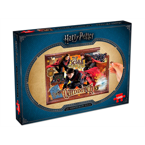Jigsaw 1000 piece - Harry Potter Quidditch