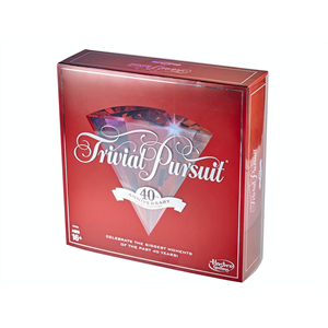 Trivial Pursuit - Ruby 40th Anniversary