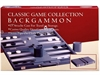 "Backgammon - Classic 15"" Vinyl-traditional-The Games Shop"