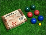 Boules - Wooden-outdoor-The Games Shop