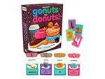 Go Nuts for Donuts-card & dice games-The Games Shop