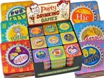 Mini Party Drinking Games-games - 18+-The Games Shop
