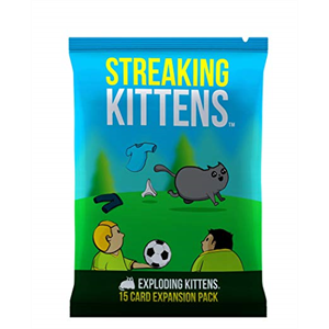 Exploding Kittens - Streaking Kittens expansion