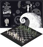 Chess Set - Nightmare Before Christmas 25th Ann-chess-The Games Shop