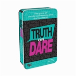 Truth or Dare in a Tin-card & dice games-The Games Shop