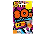 80's Trivia Card Game-trivia-The Games Shop