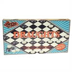 Retro Draughts-traditional-The Games Shop