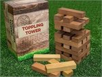 Giant Toppling Tower-outdoor-The Games Shop