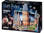 Puzz 3D - Harry Potter - Great Hall-themed-The Games Shop