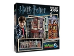 Puzz 3D - Harry Potter - Diagon Alley-themed-The Games Shop