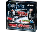 Puzz 3D - Harry POtter - Hogwarts Express-themed-The Games Shop