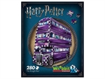 Puzz 3D - Harry Potter - Knight Bus-themed-The Games Shop