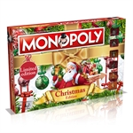 Monopoly - Christmas edition-general-The Games Shop