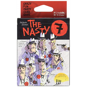 The Nasty 7 Card Game