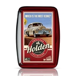 Top Trumps - Holden-card & dice games-The Games Shop