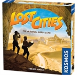 Lost Cities - Card Game-strategy-The Games Shop