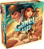 Camel Up-board games-The Games Shop