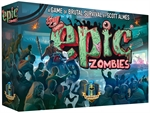 Tiny Epic Zombies-strategy-The Games Shop