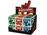 Puzzleman - coloured wood-mindteasers-The Games Shop