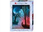 Heye - 1000 piece Inner Mystic - Worlds Apart-jigsaws-The Games Shop